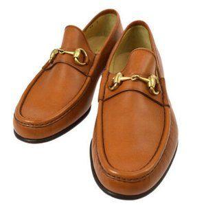 Gucci Classic Horsebit Buckle Loafers